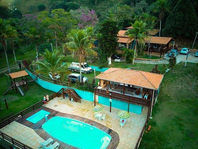 Silva Jardim的民宿