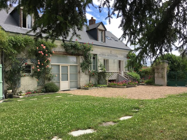 Faverolles-sur-Cher的民宿