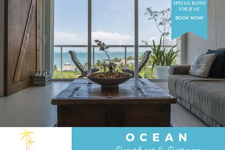 ☆OCEAN Beachfront 4 BDR -Amazing Oceanview☆