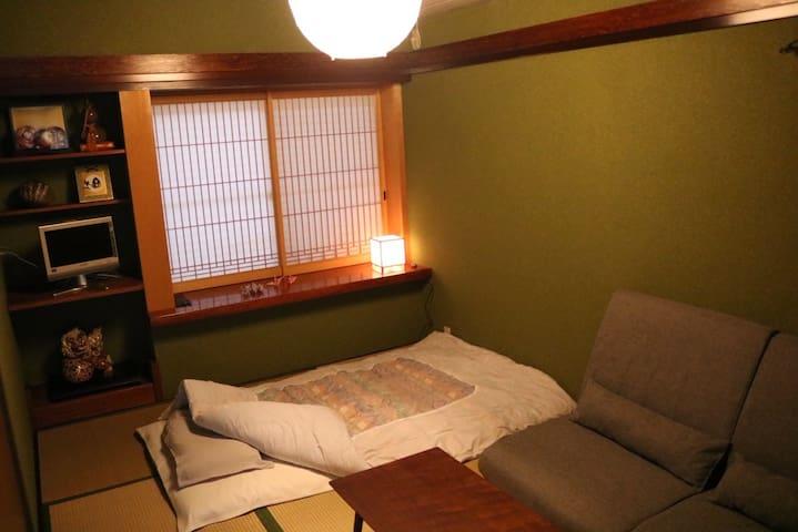 Oyabe-shi的民宿