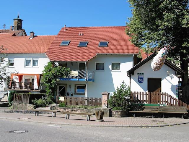 Blaubach的民宿