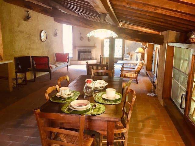 Appartamento Toscanini a La Cappella di Montebello