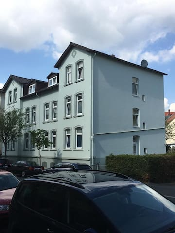 Goethestraße II Flat