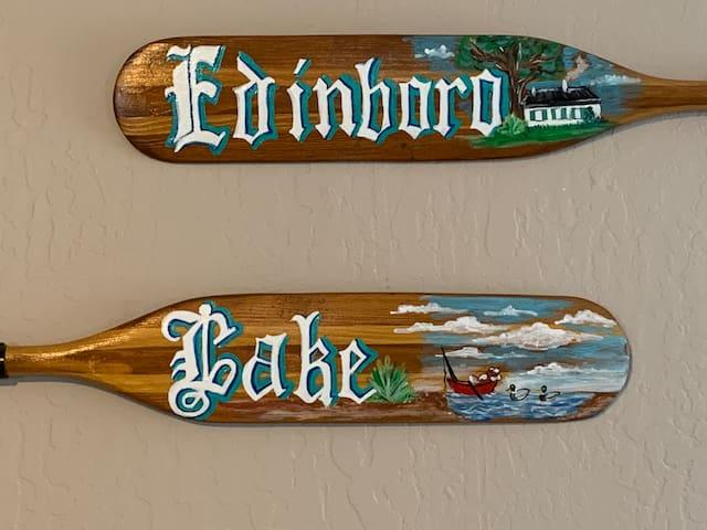 Edinboro的民宿