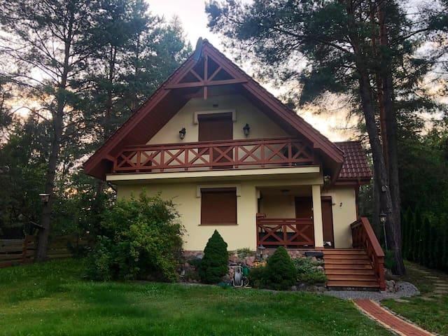 Międzyrzecze的民宿