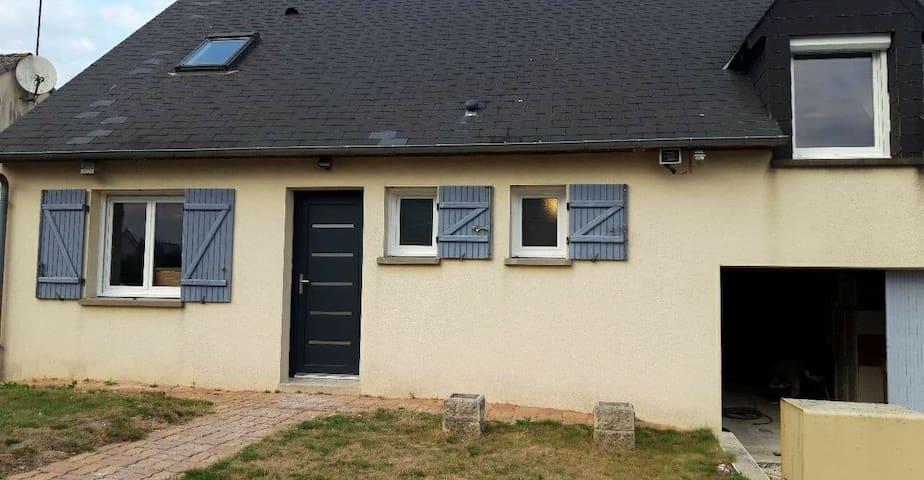 Mayenne的民宿