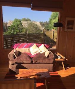 Maitencillo. Preciosa cabaña bien ubicada.
