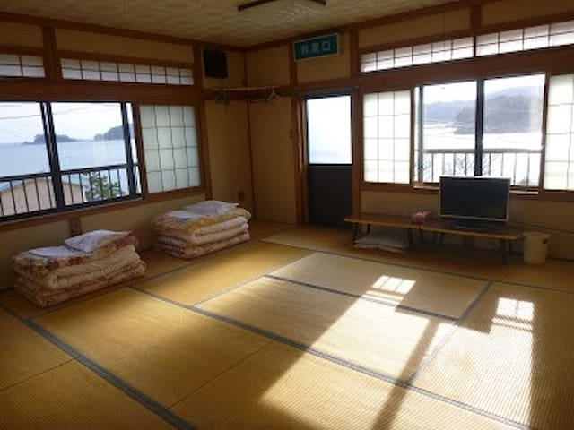 Otsuchi, Kamihei District的民宿