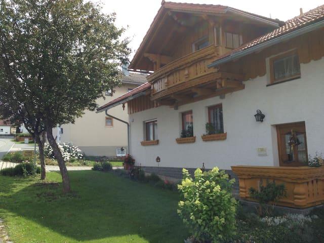 Sankt Oswald-Riedlhütte的民宿