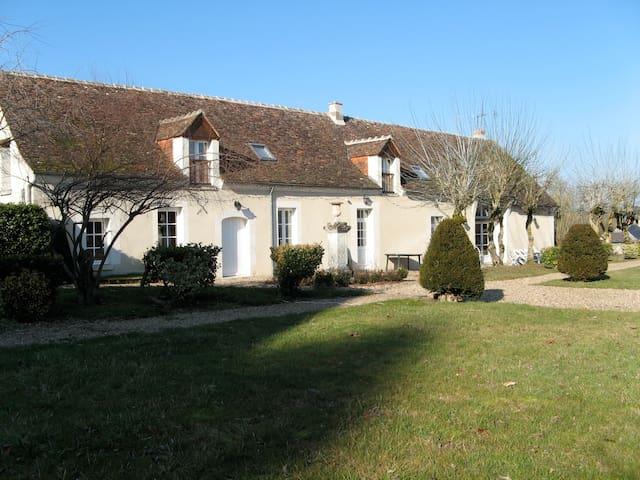 Pouillé的民宿