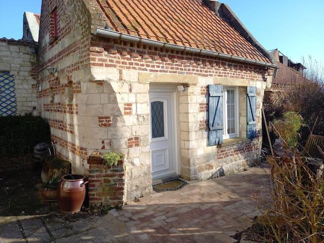 Gouy-Servins的民宿
