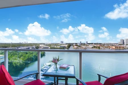 3 bedroom Waterview Sunny Isles Vacations