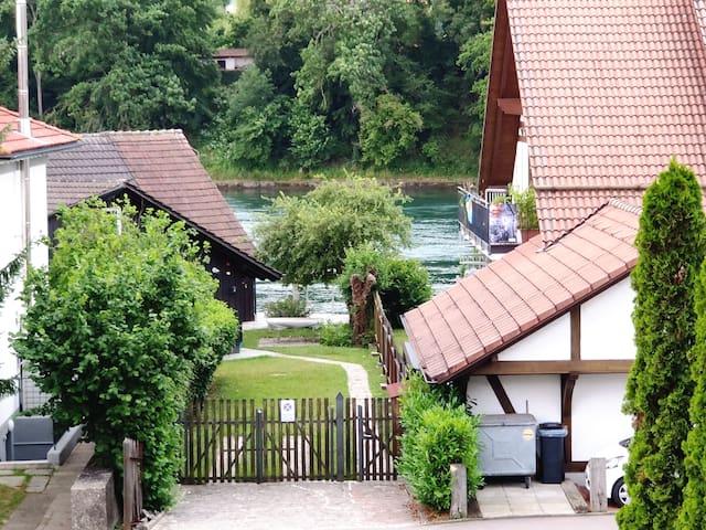 Büsingen am Hochrhein的民宿
