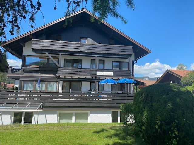 奥伯斯多夫(Oberstdorf)的民宿