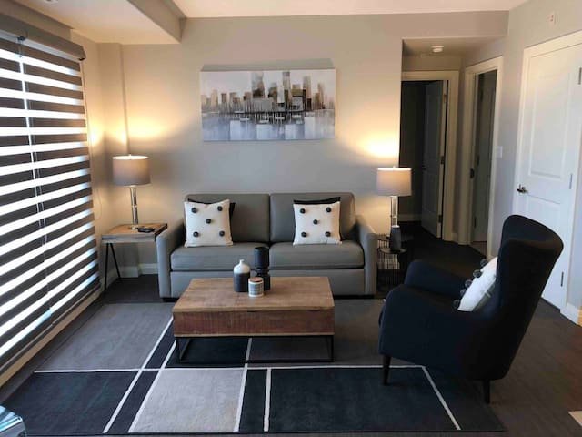 Luxury Executive Two Bedroom Lower Level Suite