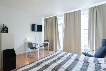 City Apartment, business trips