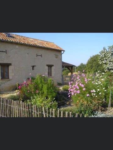 Veyrines-de-Vergt的民宿