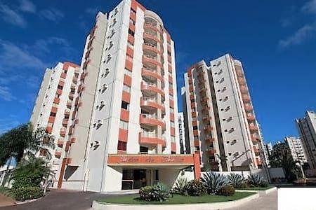 Excelente Apartamento Mobiliado em Caldas Novas/GO