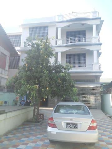 Mandalay的民宿