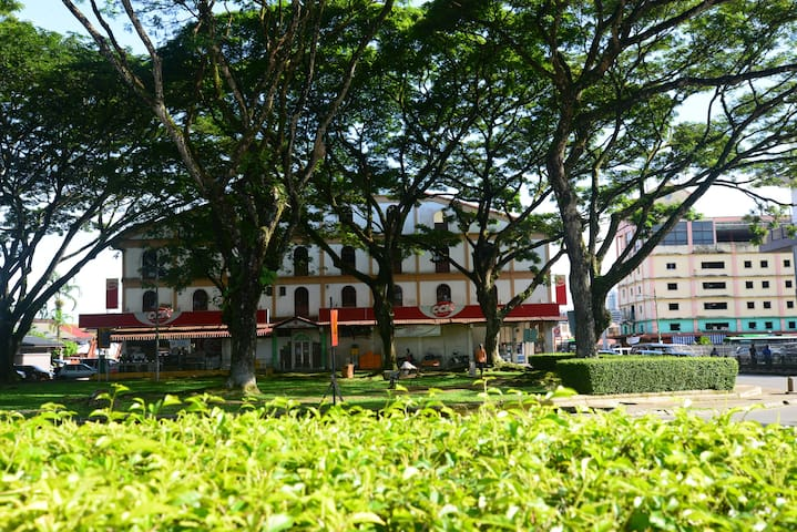 The Raintrees Kuching Home