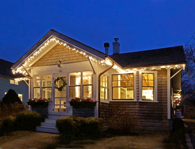 Not Your Great Aunt's Island Cottage