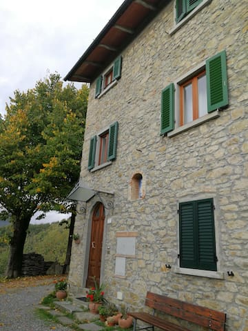 San Marcello Pistoiese的民宿