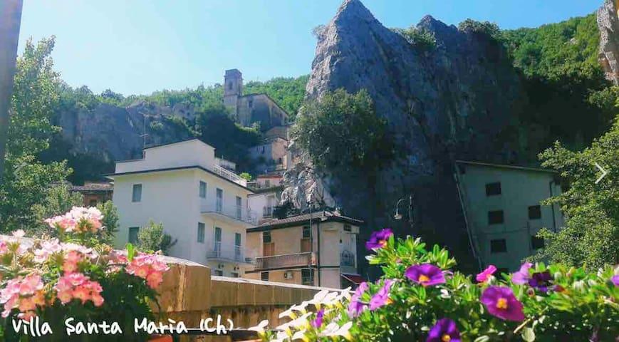 Villa Santa Maria的民宿