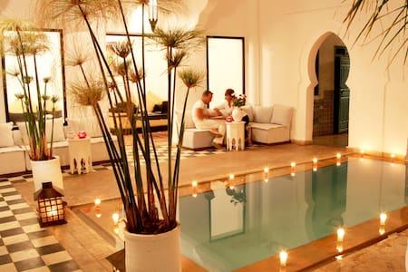 Ideal for a romantic getaway !