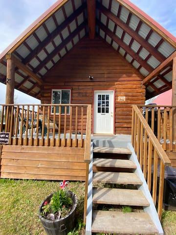 Alaska Cabin #4 on Beaver Creek, Kenai AK