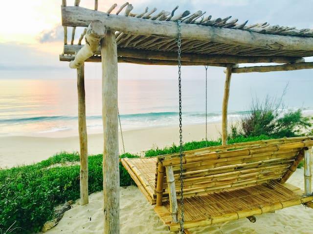 Praia Tofo的民宿