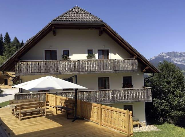 Solčava的民宿
