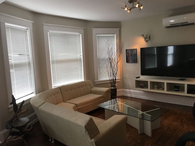 5 star 2 story Loft in heart of Moncton