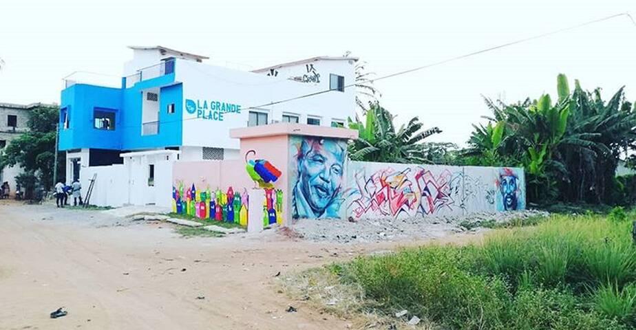 Porto-Novo的民宿