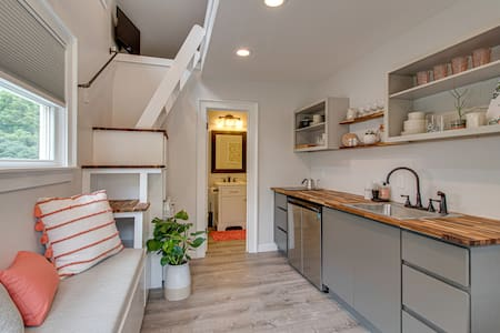 Isolation-Friendly Tiny House Nashville
