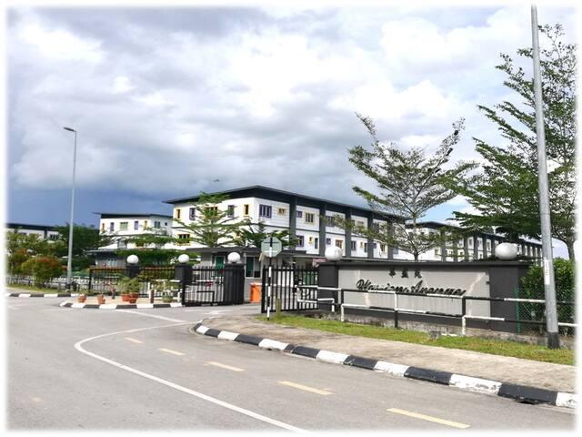 Sarawak的民宿