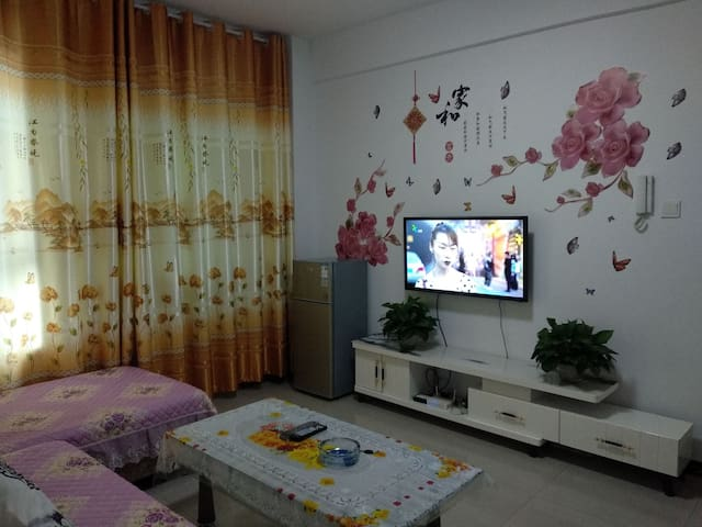 Wuwei的民宿