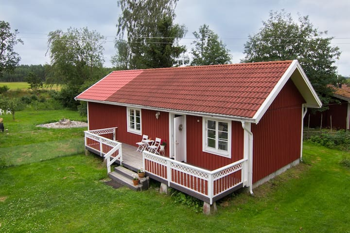 Rural accommodation close to the city