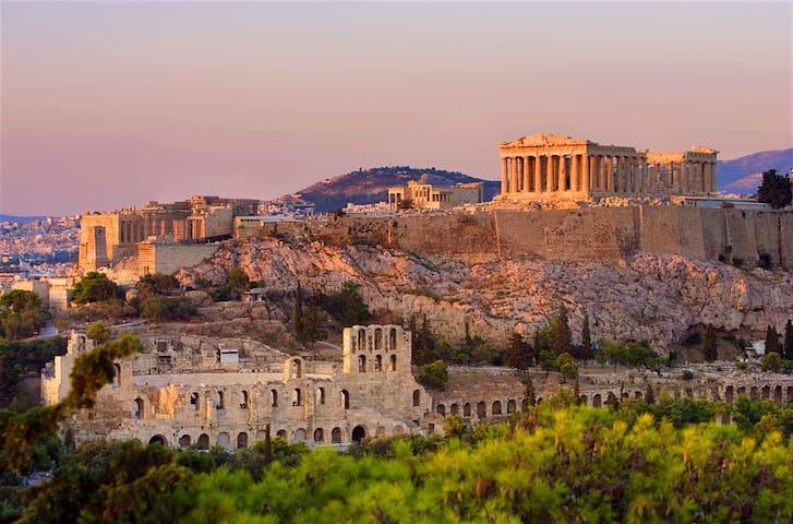 Spangji - Athens Travel Guide