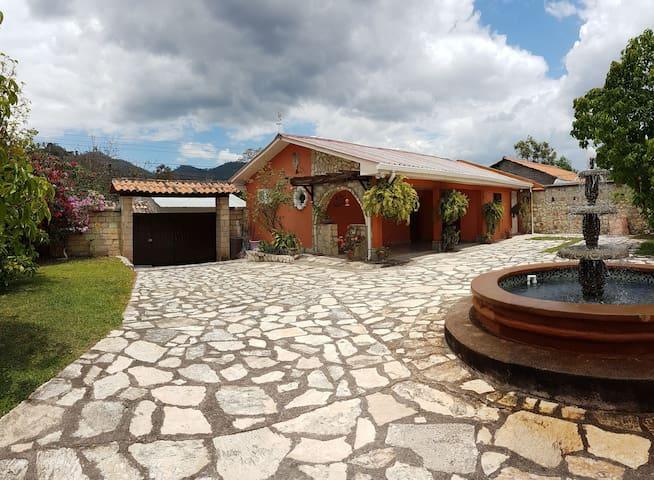 Copán Ruinas的民宿