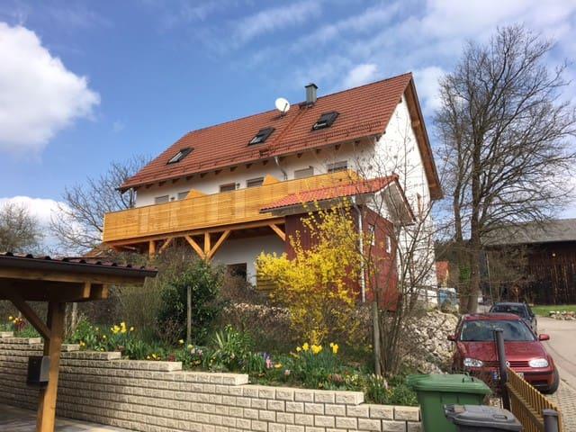 Bodenwöhr的民宿