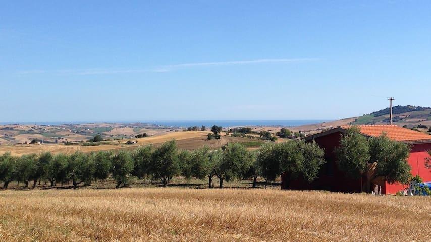 Provincia di Campobasso的民宿