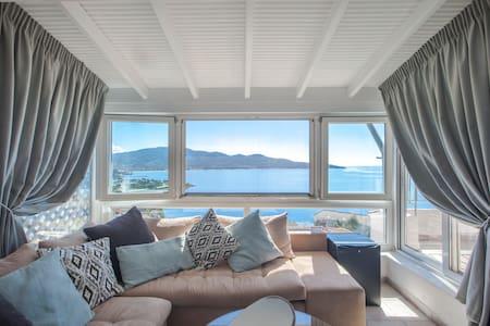 Alterra Vita:2 Floor Apartment with panoramic view