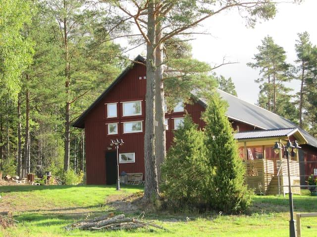 Arvika Ö的民宿