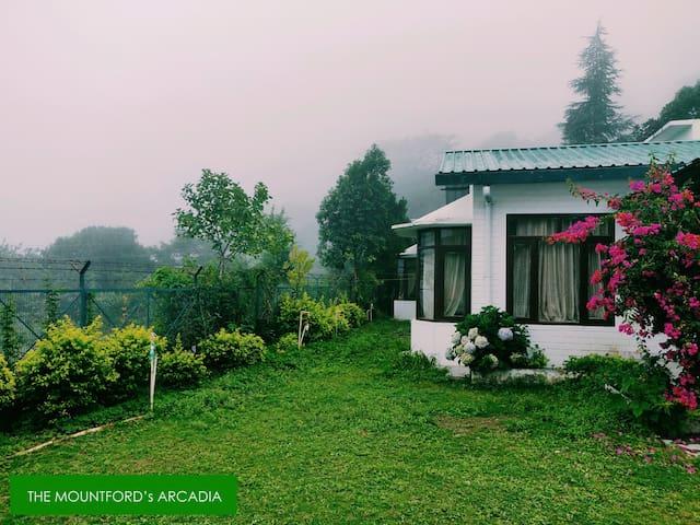 Bhimtal的民宿