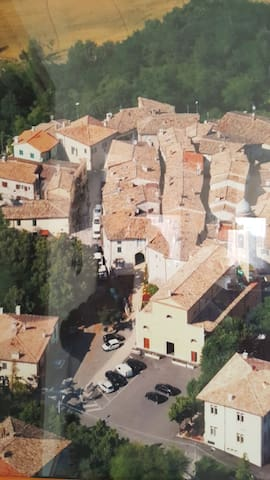 Montegiardino的民宿
