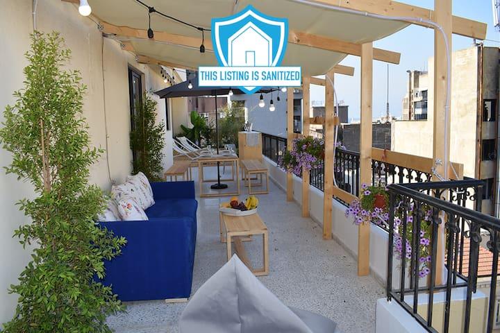贝鲁特(Bayrut)的民宿
