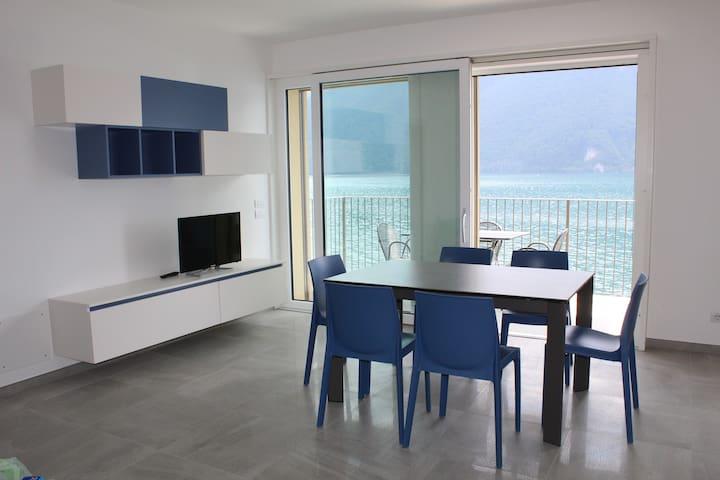 Residenza Lago Ceresio - Appartamento Iris