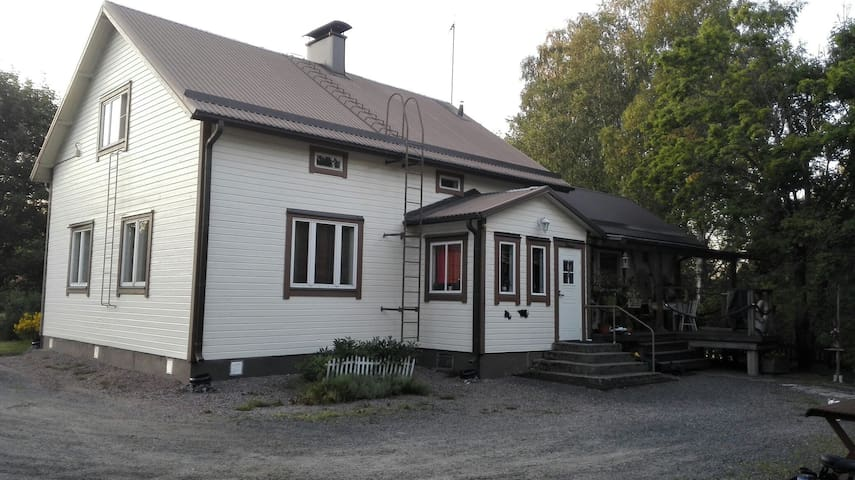 Eurajoki的民宿