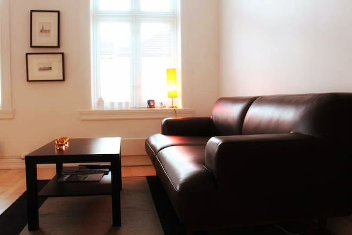 Great central spacious design apartment!