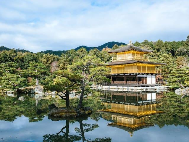 京都的民宿
